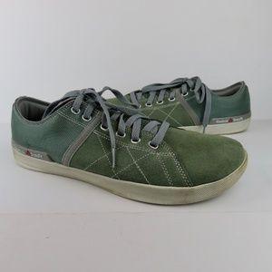 Reebok Crossfit LiteLo Mens Shoes Size 10.5 Green